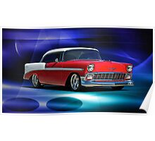 1956 Chevrolet Bel Air III Poster