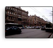 Nevsky Prospekt Canvas Print