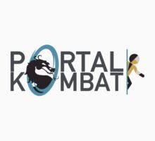 Portal Kombat Scorpion Logo - Portal Mortal Kombat Mashup by RetroReview