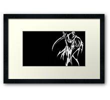 Reaper Framed Print