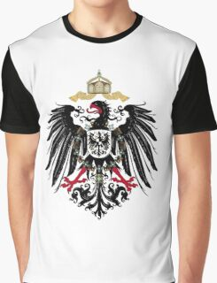 Coat of Arms of the German Empire (1889-1918) Graphic T-Shirt