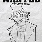Willy Wonka is Creepy  by Nick Martin