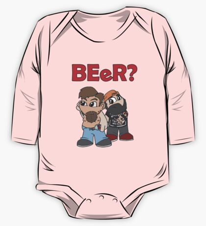 For Beer One Piece - Long Sleeve