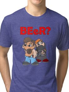 For Beer Tri-blend T-Shirt