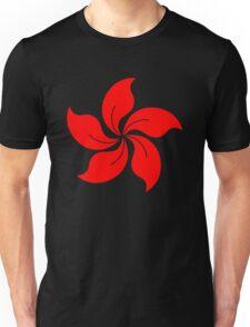 Oriental Flower Unisex T-Shirt