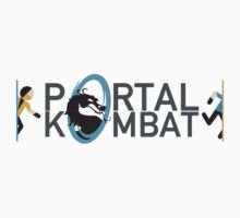 Portal Kombat - Scorpion turns into Sub Zero - Portal Mortal Kombat Mashup by RetroReview