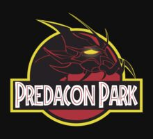 Welcome to Predacon Park by InsnePirateDrgn