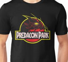Welcome to Predacon Park Unisex T-Shirt