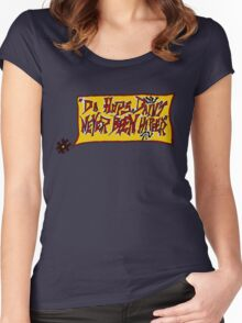 The Hops Never Been Hipper Women's Fitted Scoop T-Shirt