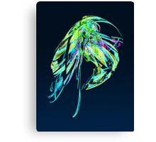Fractal - Jellyfish Canvas Print