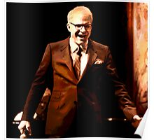 The Posterization of Steve Martin  Poster