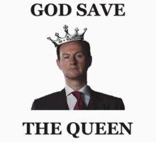 Queen Mycroft by rycbar321