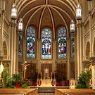 St. John the Evangelist Cathedral by Cynthia Broomfield