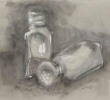 Salt and Pepper by Angela Micheli Otwell