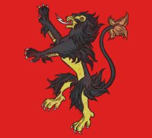 Pokemon / Game of Thrones: Luxray / Lannister by powercami5000