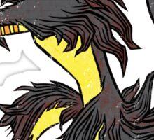 Pokemon / Game of Thrones: Luxray / Lannister Sticker