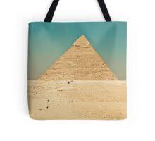 Pyramid of Giza Tote Bag