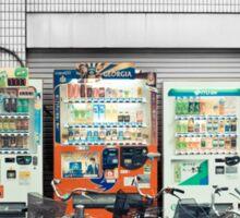Vending Machines, Tokyo Sticker
