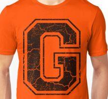 G - the Letter Unisex T-Shirt