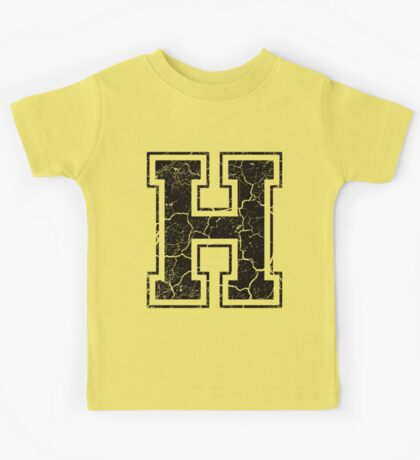 H - the Letter Kids Tee