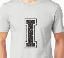 I - the Letter Unisex T-Shirt