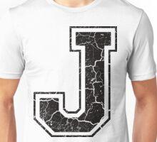 J - the Letter Unisex T-Shirt
