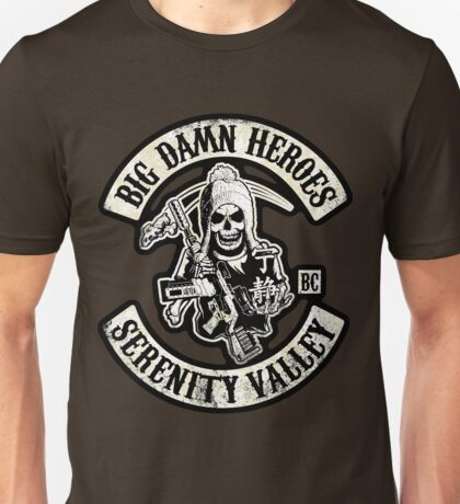 Big Damn Heroes v2 Unisex T-Shirt