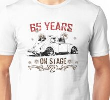 Bug 65 Years On Stage T-Shirt Unisex T-Shirt