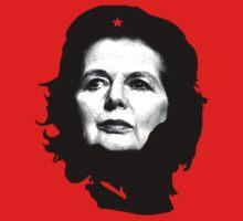 Che Thatcher by j-duke