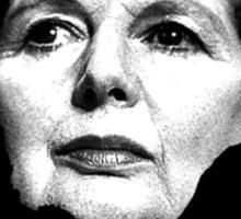 Che Thatcher Sticker