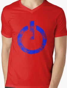 01 switch Mens V-Neck T-Shirt