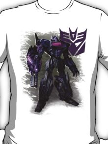 Transformers War For Cybertron - Decepticons: Shockwave T-Shirt