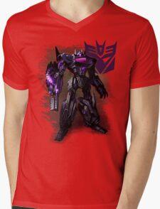 Transformers War For Cybertron - Decepticons: Shockwave Mens V-Neck T-Shirt