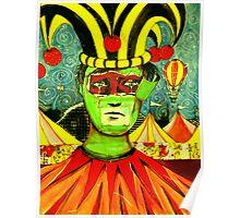 A clown short of a circus  Poster