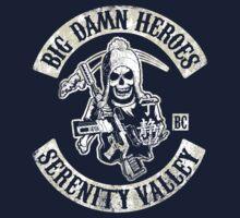 Big Damn Heroes Kids Clothes