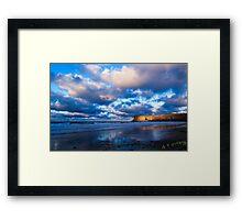 In the spotlight,  Framed Print