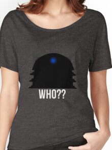Doctor Who Dalek In Dark Women's Relaxed Fit T-Shirt