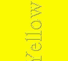 Yellow by RocketDesigns