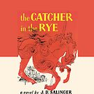 The Catcher in the Rye Book by grungeandglam