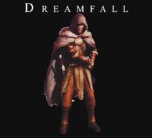 Dreamfall: The Longest Journey - Kian Alvane by grungeandglam