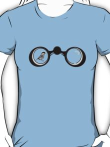 Binoculars - Birdwatching T-Shirt