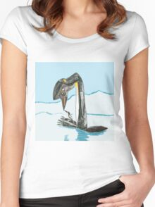Arctic Love Women's Fitted Scoop T-Shirt