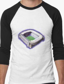 Santiago Bernabeu Stadium Men's Baseball ¾ T-Shirt