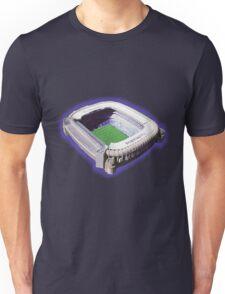 Santiago Bernabeu Stadium Unisex T-Shirt