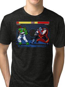 Sewer Fighter Tri-blend T-Shirt