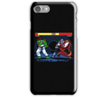Sewer Fighter iPhone Case/Skin