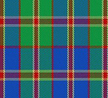 01957 Cercle de Fermières de Saint-Élie d'Orford Commemorative Tartan Fabric Print Iphone Case by Detnecs2013