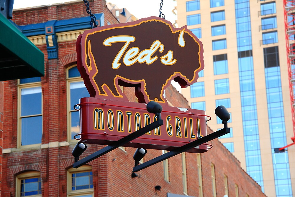 Denver - Ted's Montana Grill by Frank Romeo