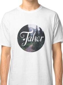 BlueFakerForest No4 Classic T-Shirt