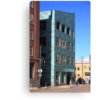 Denver Historic Building Canvas Print